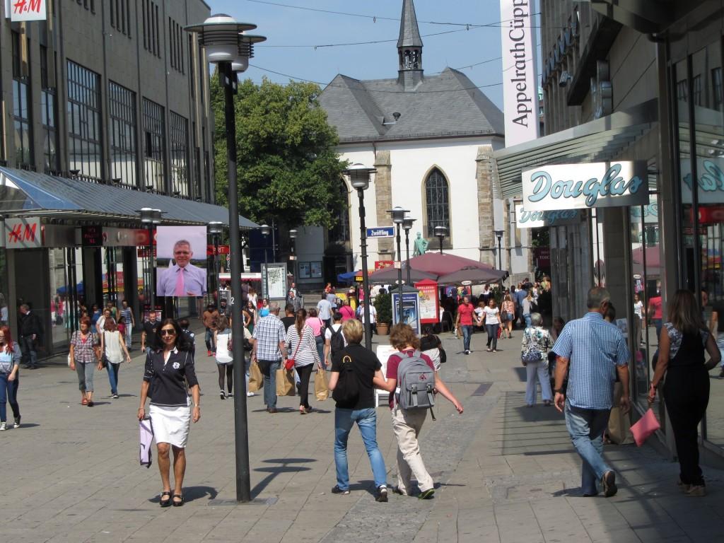 Bewerbung als Bundestagskandidat- Strategie EVA