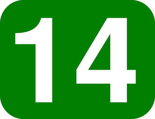 14 Gründe
