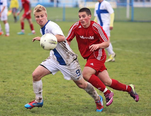 Beruf Fußballspieler